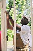 Habitat for Humanity - Framing